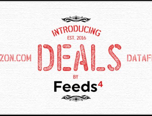 Amazon Deals Datafeed
