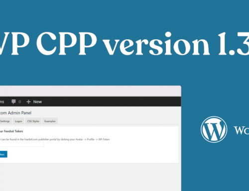 CPP Version 1.3.1 Released